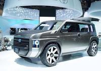 豐田 TJ Cruiser 跨界量產版明年登場,小型硬派SUV!