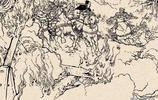 三國450:張遼、徐晃保護曹操殺出重圍,前面又遇東吳猛將甘興霸