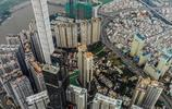 胡志明市高樓大廈林立,基礎設施落後,越南專家警告已患上城市病