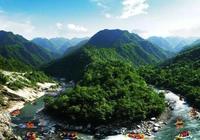 中原唯一原生態峽谷漂流——寶天曼峽谷漂流