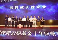 """訊眾股份榮獲2017年""""北京市最具成長性企業"""