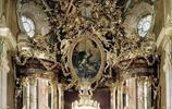富麗堂皇的巴洛克風格教堂