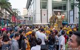 泰國曼谷四面佛實拍:很多國人專程飛去祈願,善款已超4億人民幣