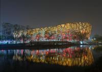 夜色下的奧林匹克公園