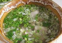羊湯的正宗做法
