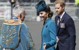 哈里與嫂子凱特一起出席活動 兩人有說有笑破王室不和傳言