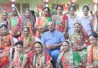 印度國民乾爹認3000乾女兒贈豐厚嫁妝圓婚