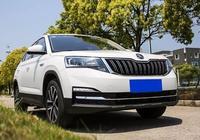 柯米克提車報告,被稱為最實惠的德系SUV,10萬到手百公里油耗5L