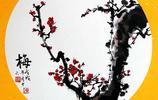 郭喆賀年新畫作|梅蘭竹菊 福祿禧壽 福壽延年