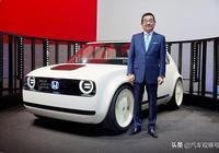 「新能源」美女座駕,電動小可愛,Honda Urban確定量產
