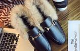 """新出一款毛毛鞋:叫""""仙女鞋"""",一雙比一雙迷人,愛美的你別錯過"""
