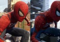 《漫威蜘蛛俠》兩年E3畫質對比 景物模糊效果區別大