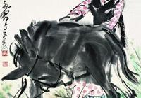 著名畫家黃胄六七十年代藝術作品欣賞