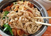 鄭州新密手擀麵,每次回新密都要懟上一大碗