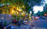 在傍晚的清邁寧曼路,才能找到真正的泰式文藝小清新