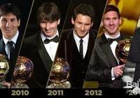 梅西生涯第6次贏得歐洲金靴,那麼C羅、小羅和大羅他們各有多少次?