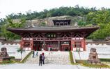 風景圖集:四川皇澤寺,是中國唯一的女皇帝武則天的祀廟