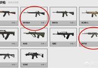 《刺激戰場》中假如把M416移除,你會選擇什麼槍械作為順手的主武器?