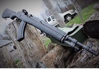 SKS還是M14?北方工業山寨的7.62x39mm口徑M14步槍