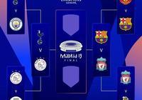 歐冠四分之一淘汰賽全部結束,哪倆球隊能會師歐冠決賽呢,利物浦,巴薩,熱刺,賈府?
