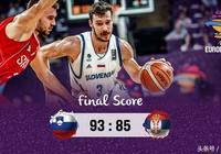 斯洛文尼亞獲得歐洲盃冠軍,德拉季奇35分!