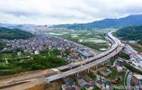 浙江舟山:329國道改建工程岑白段高架主線架設完成 將於9月底通車