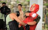霸氣側漏!實拍南粵機動部隊的自由搏擊對抗賽