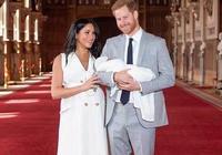 梅根產後踩12cm高跟首度甜蜜告白,哈里寵妻抱娃再破皇室規矩