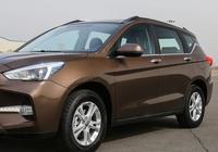 不一定選寶駿510,這SUV軸距近2.7米,全系1.5T賣6.6萬,哈弗出品