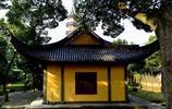 帶你看浙江的兩大古建築,中阿育王寺距今已有1700多年的歷史