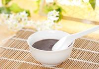 黑芝麻糊用開水衝還是溫開水?黑芝麻糊養胃嗎?