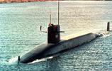 """美國海軍第三代導彈核潛艇——""""拉法耶特""""級戰略核潛艇"""