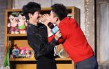 王俊凱遭董子健強吻,迪麗熱巴將以紫色短髮帥氣亮相