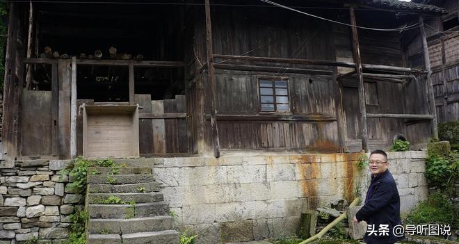 除了秋韻,還有布依族古老的民居,它就是貴陽市烏當區的黃連村