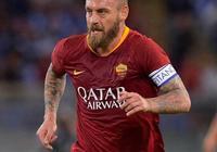 德羅西本賽季結束後將離開羅馬隊,怎麼評價他在羅馬隊的表現?