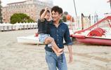 耿樂與兩歲兒子默契互動 畫面有愛