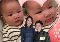 王祖藍晒女兒視頻 眼睛超像媽媽李亞男