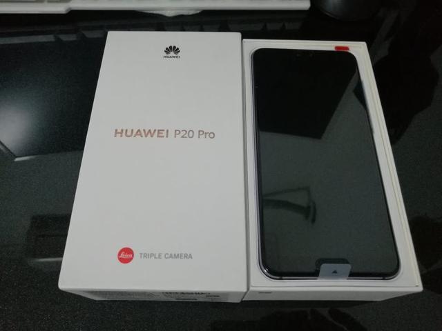 麒麟970+高顏值,入手降價的華為P20 Pro!