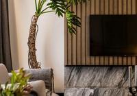 180㎡現代極簡風格家居裝修實景——極簡風的代表