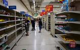 濟南最後一家沃爾瑪即將關門 超市內部已基本搬空