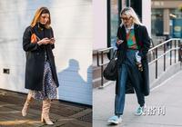 今年流行的四種時髦大衣都在這兒了,百搭有型氣質出眾