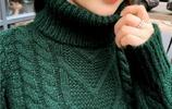 找了半個月,總算找到這家女毛衣店,20-40歲穿一個比一個美