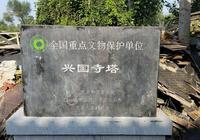 山東高唐興國寺塔