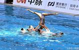 國際泳聯花樣游泳中國站及十三屆全運會花樣游泳預賽的北京隊之二