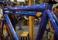 簡約而不簡單 北美手工自行車展一覽