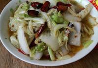 冬季會常吃大白菜,該如何爆炒大白菜?