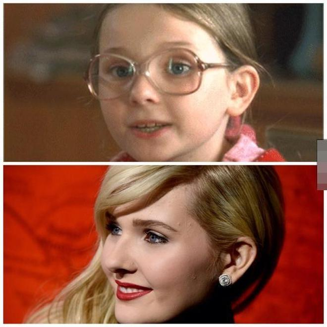 誰說童星會長殘,我看他們是越來越帥,越來越美了