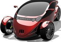 汽車和摩托車的融合,減少未來城市擁堵!