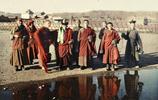 一組1913年蒙古的彩色老照片
