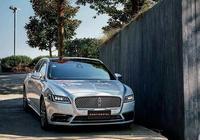 車長超5米1,純正美式豪華血統,過節開它回家比奧迪A6L還有面子